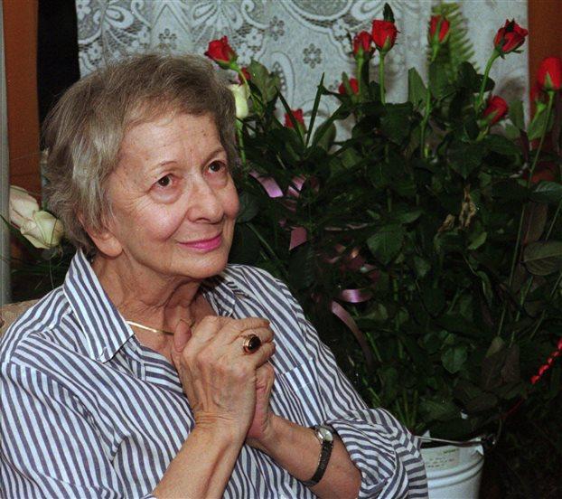 Βισλάβα Σιμπόρσκα