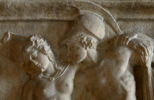 Πενθεσίλεια και Αχιλλέας